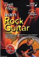 John McCarthy – Learn rock guitar: Advanced program
