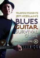 Jeff Mcerlain – Blues Guitar Survival Guide (Rhythm Edition)