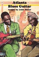 John Miller – Atlanta Blues Guitar