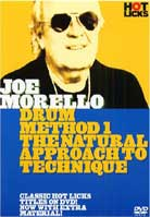 Joe Morello – Drum Method 1: The Natural Approach To Technique