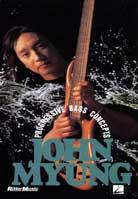 John Myung – Progressive Bass Concepts