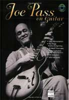 Joe Pass On Guitar (Book)