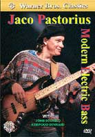Jaco Pastorius  – Modern Electric Bass