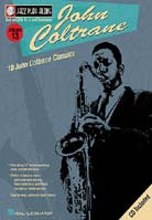 Jazz Play-Along Volume 13 – John Coltrane