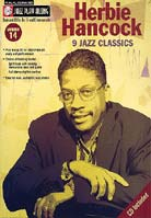 Jazz Play-Along Volume 14 – Herbie Hancock