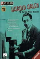 Jazz Play-Along Volume 18 – Harold Arlen