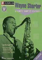 Jazz Play-Along Volume 22 – Wayne Shorter