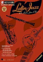 Jazz Play-Along Volume 23 – Latin Jazz
