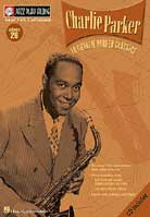 Jazz Play-Along Volume 26 – Charlie Parker