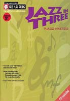 Jazz Play-Along Volume 31 – Jazz In Three