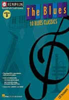 Jazz Play-Along Volume 3 – The Blues