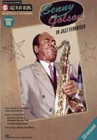 Jazz Play-Along Volume 55 – Benny Golson