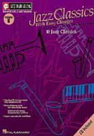 Jazz Play-Along Volume 6 – Jazz Classics With Easy Changes
