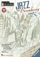 Jazz Play-Along Volume 77 – Jazz on Broadway