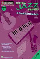 Jazz Play-Along Volume 7 – Essential Jazz Standards