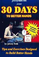Johnny Rabb – 30 Days To Better Hands