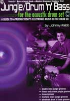 Johnny Rabb – Jungle Drum 'n' Bass For the Acoustic Drum Set