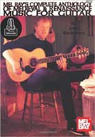 John Renbourn – Complete Anthology of Medieval & Renaissance Music for Guitar