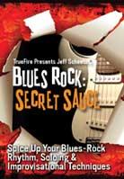 Jeff Scheetz – Blues Rock Secret Sauce