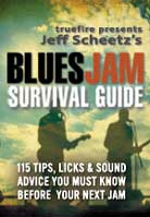 Jeff Scheetz – Blues Jam Survival Guide
