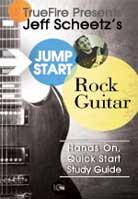 Jeff Scheetz – Jump Start Rock Guitar