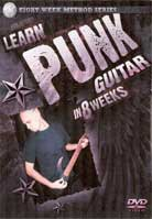 Jason Shepherd – Learn Punk Guitar In 8 Weeks