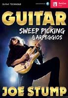 Joe Stump – Guitar Sweep Picking & Arpeggios