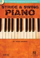 John Valerio – Stride & Swing Piano