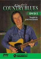 Jim Weider – Electric Country Blues Volume 1