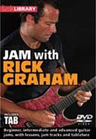Jam With Rick Graham