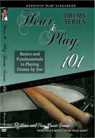 Kenneth 'Bam' Alexander – Hear and Play Drums 101