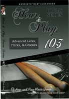 Kenneth 'Bam' Alexander – Hear and Play Drums 103