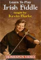 Kevin Burke – Learn to Play Irish Fiddle