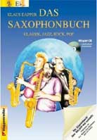 Klaus Dapper – Das Saxophonbuch