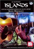 Keith Hinchliffe – Islands: Guitar Interpretations of Celtic Music