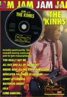 Jam with the Kinks (Tab Book)