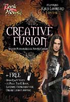 Kiko Loureiro – Creative Fusion: Beyond Pentatonics & Power Chords