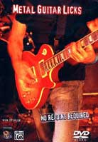 Ken Steiger – No Reading Required: Metal Guitar Licks