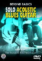 Keith Wyatt – Beyond Basics: Solo Acoustic Blues Guitar