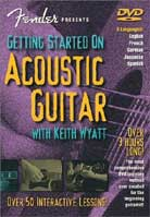 Fender Presents – Getting Started on Acoustic Guitar with Keith Wyatt