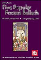 Lily Afshar – Five Popular Persian Ballads