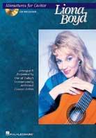 Liona Boyd – Miniatures for Guitar