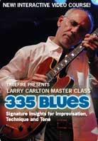 Larry Carlton Master Class: 335 Blues