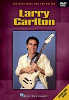 Larry Carlton – Instructional DVD For Guitar