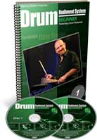 Lionel Duperron – Drum Rudiment System (Beginner)