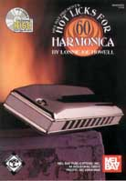 Lonnie Joe Howell – 60 Hot Licks for Harmonica