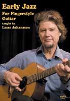 Lasse Johansson – Early Jazz for Fingerstyle Guitar