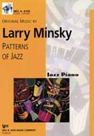 Larry Minsky – Patterns of Jazz
