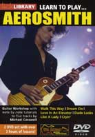 Learn To Play Aerosmith