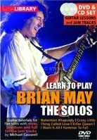 Learn To Play Brian May The Solos